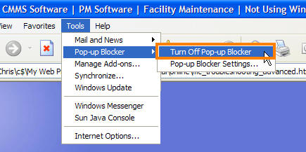 Web Based CMMS Software | PM Software | Facility Maintenance | Not